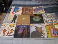 Reggae Oldies / Dancehall LP Vinyl Lot #1 Free Shipping