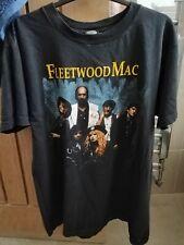 Original Fleetwood Mac Behind The Mask Tour T Shirt 1990 XL