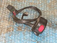 RIGHT LIGHTS SWITCH FOR TRIUMPH SPEED TRIPLE 955 FROM 2001 (TR949)