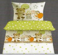Liegelind Baby Bettwäsche Renforce 100 x 135 cm Baumwolle