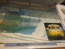 Die Eisenbahn 14 Belgien 1996 Serie AM 96 der SNCB, NMBS