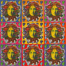 JOHN LENNON 9 PANEL BY JEFF HOPP BLOTTER ART