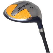 """Senior Men's SV2 - 7 Wood Golf Club, Premium Senior """"A"""" Flex Shaft"""