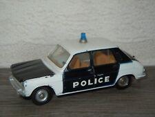 Simca 1100 Police - Dinky Toys 1407 France 1:43 *32892