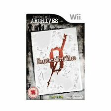 Nintendo Wii Spiel Resident Evil Archives: Resident Evil Zero NEU