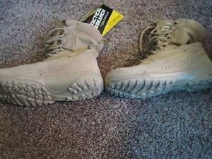 WOMENS ARMY COMBAT BOOTS SIZE 6 WIDE