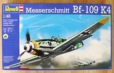 REVELL 04590/ Spritzguß-Modellbausatz - Messerschmitt Bf-109 K-4 - 1/48