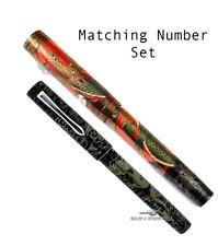 "Pilot - Namiki 95th Anniversary Ryu ""Rising Dragon"" LE Maki-e Matching # Set"