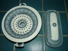 Antique Copeland Toothbrush and Soap/Sponge Holder