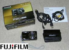 Boxed FujiFilm Finepix F80 EXR Digital Compact Camera 12MP, Case, Mem Card
