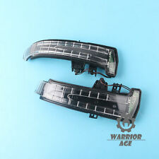 Qty2 Left Right Door Mirror Turn Signal Lamp Light for Mercedes W204 W212 W221