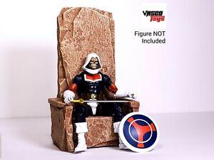 "1:12 Scale ""Sandstone Throne"" Action Figure Diorama - NO FIGURE"