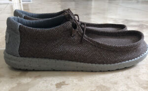 Hey Dude Wally Shoes size 12