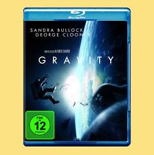 ••••• Gravity (George Clooney / Sandra Bullock) (Blu-ray) ☻