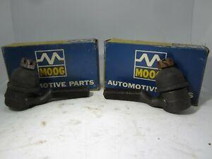 57-63 Chrysler Desoto Outer Tie Rod End Pair MOOG ES321RL