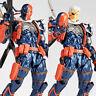 "New DC Comics Deathstroke 7"" Yamaguchi Revoltech Series Action PVC Figure IN BOX"
