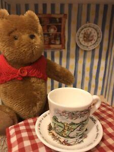 Gabrielle & Royal Doulton Winnie The Pooh Bear Ltd Edition  0353 of 5000.