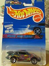 Hot Wheels Porsche 930 Rockin' Rods Series Green 5 Hole