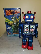 "VTG Robot 2000 the Millennium Robot in Box Schylling Collector Series 12"" 1997"