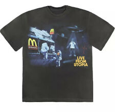 Travis Scott Live from Utopia Large T-Shirt *Order Confirmed (Check Photos)*