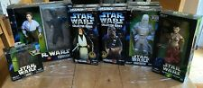STAR WARS DOLLS - MANY FIGURES TO CHOOSE FROM