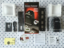 """ION """"Slides Forever"""" Digital Image Conversion Scanner for Negatives and Slides"""