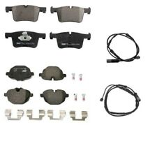 BMW F25 F26 X3 X4 11 - 16 Front & Rear Brake Pad Kit with Sensors Ferodo / Jurid