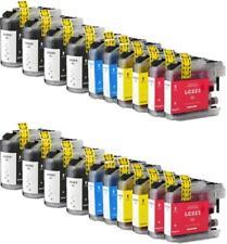 Kit 20 Cartucce InkJet Compatibili per Brother LC223 MFC-J5320DW MFC-J480DW