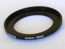 paso por Adaptador 40,5-52mm Anillo 40.5mmA 52mm 40.5-52 del filtro de