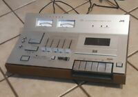 JVC CD-1770 Stereo component Cassette Deck w sen-alloy head ARNS & SUPER ARNS