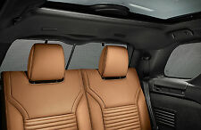 The All-New Land Rover Discovery 5 -  Sunshade - 3rd Row Side Windows -VPLRS0363