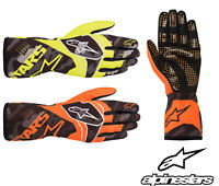Alpinestars Tech-1 K Race V2 Camo Karting Go-Kart Gloves 2020 Oval Racing S-XL