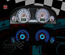 Ford Mondeo mk3 speedo dash interior custom lighting bulb upgrade dial kit