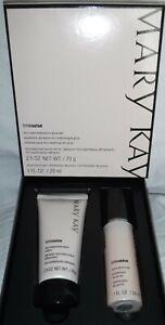 NEW Mary Kay TIMEWISE Microdermabrasion Refine Plus Skin Care Set Pore Minimizer