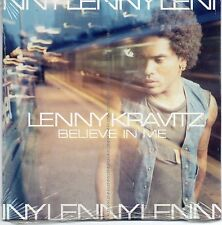 "LENNY KRAVITZ ""BELIEVE IN ME"" RARE PROMOTIONAL CD SINGLE / NEW & SEALED"