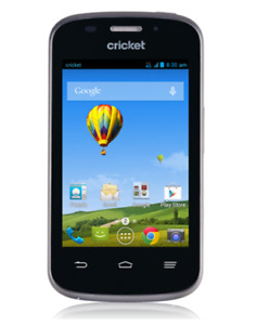 "BRAND NEW ZTE Prelude 2 Z669 4G cricket Wireless 3.5"" Display 4GB SmartPhone"
