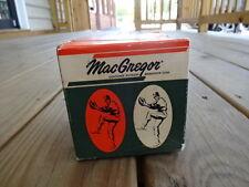 Old Vtg Nos MacGregor Official Softball #100 In Original Box Sports