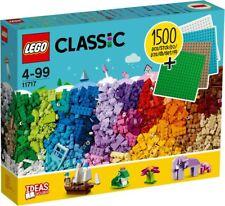 LEGO 11717 Classic Bricks 1500 Pieces + Plates NEW