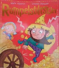 Preschool Fairytale Story Book - My First Fairy Tales: RUMPELSTILTSKIN - NEW