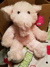 12 inch pink plush elephant by kellytoys nwt