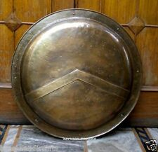 MEDIEVAL 300 SPARTAN SHIELD King Leonidas GREEK SPARTAN Gear of War Armor Shield