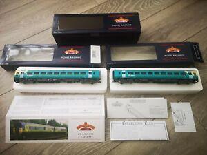 BACHMANN 31-511 - Locomotive Class 158 2 CAR DMU ARRIVA TRAINS WALES - OO Gauge