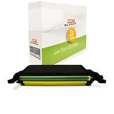 Toner YELLOW für Samsung CLX-6220-FX CLP-620-ND CLX-6250-FX CLP-670-ND CLP-670-N