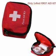 Camping Outdoor Hiking Survival Travel Emergency Empty First Aid Kit Rescue Bag~