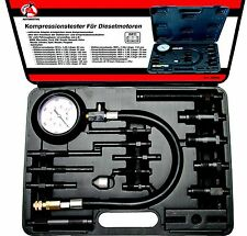 Kompressionstester für Dieselmotoren 70 bar Druckmanometer Kompressionsprüfer