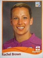 Panini FIFA World Cup 2011 Germany Women Sticker #162 Rachel Brown England