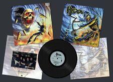Hexx-Wrath of the Reaper Limousine 250 Black Vinyl US SPEED METAL LP Ala No Escape