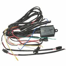 Led Daytime Running Light Drl Relay Harness Auto Control On/Off Switch kit Us