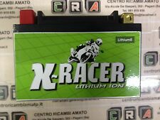 BATERÍA DE LITIO MOTO SCOOTER UNIBAT X RACER LITIO 8 SYM VS 125 06