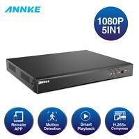 ANNKE 32CH HDMI H.265+ CCTV DVR NVR For Surveillance Security Camera System P2P
